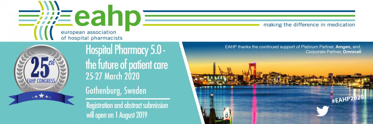 Registration | European Association of Hospital Pharmacists