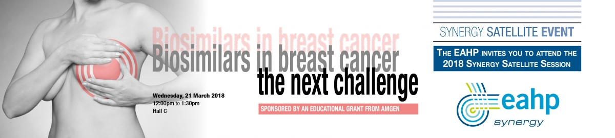Synergy Satellite Event: Biosimilars in breast cancer – the
