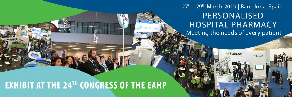 Exhibitors | European Association of Hospital Pharmacists