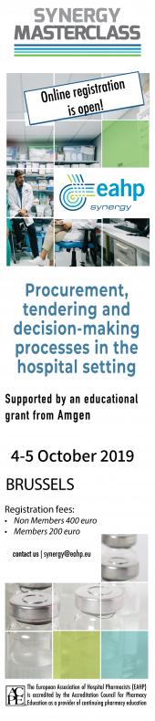 Belgian Association of Hospital Pharmacists | European